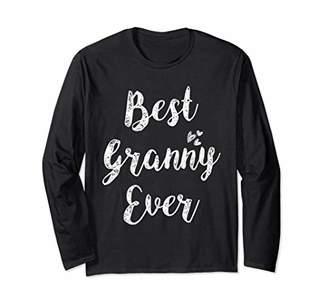 DAY Birger et Mikkelsen Womens Best Granny Ever T-Shirt Fun Cute Mother Gift Tee