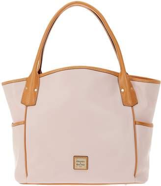 Dooney & Bourke Smooth Leather Tote Handbag - Kristen