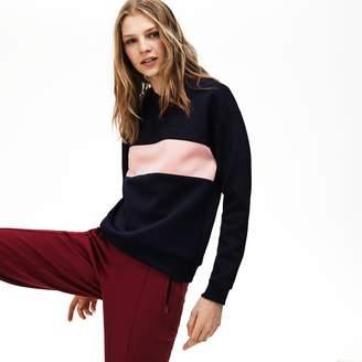 Lacoste Women's Neoprene Sweatshirt