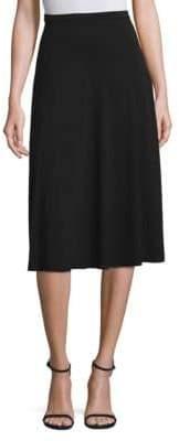 Max Mara Mulino A-Line Jersey Skirt