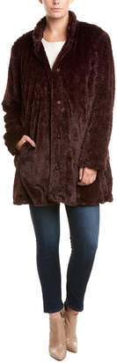 Kenneth Cole Wubby Coat
