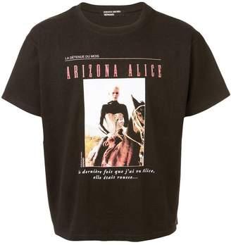 Enfants Riches Deprimes Arizona Alice print T-shirt