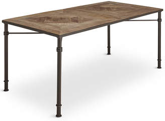 Marks and Spencer Sanford Parquet Dining Table