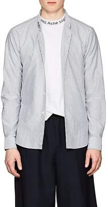 Acne Studios Men's Ohio Face Cotton Shirt