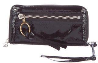 Chloé Chloé Patent Leather Wallet