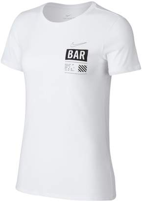 Nike Dri-FIT (Barcelona) Women's Running T-Shirt