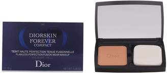 Christian Dior Diorskin Forever Compact Flawless Perfection Fusion Wear Makeup SPF 25 - Honey Beige