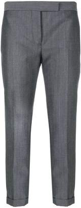 Thom Browne cropped skinny trousers