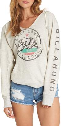 Billabong Days Off Graphic Hoodie