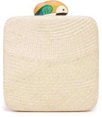 Serpui Marie Grazya Bun Bag $226 thestylecure.com