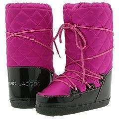 Marc by Marc Jacobs - 654193 (Fuxia Satin) - Footwear