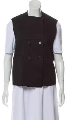 Marni Classic Button Up Vest