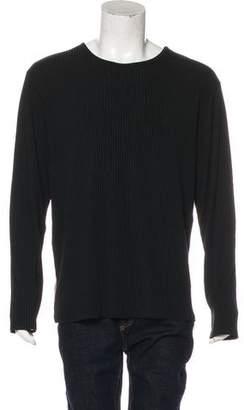 Prada Sport Scoop Neck Sweatshirt