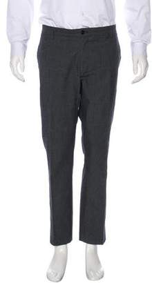 Giorgio Armani Woven Dress Pants
