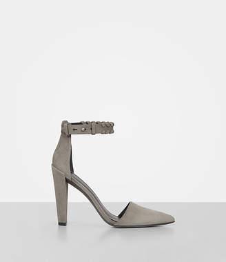 AllSaints Gabie Suede Sandal
