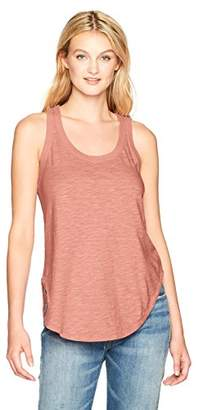 Wilt Women's Shrunked Shirttail Tank
