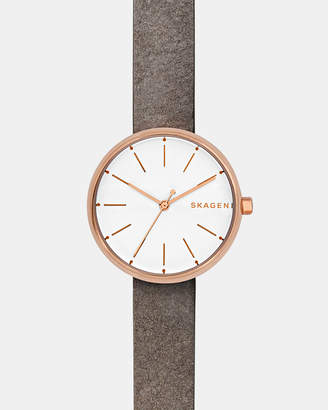 Skagen Signatur Grey Analogue Watch