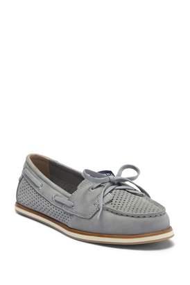 Sperry Strand Key Suede Boat Shoe