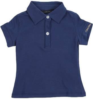 Calvin Klein Jeans Polo shirts - Item 37946662AL
