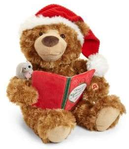 Gund Storytime Plush Bear