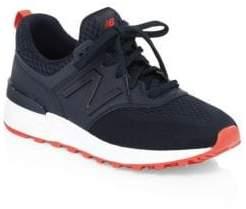 New Balance Galaxy Mesh Sneakers