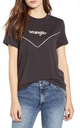 Wrangler '80s Logo Tee