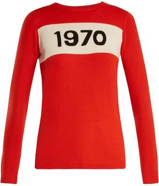 Bella Freud 1970 wool sweater