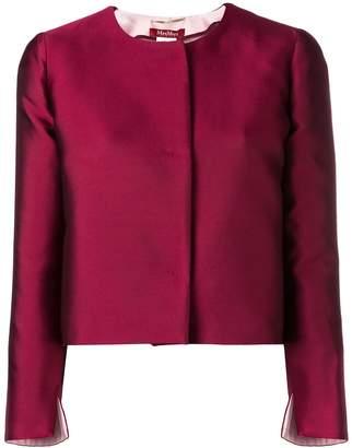 Max Mara Dovere cropped jacket