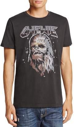 Junk Food Clothing Chewie Crewneck Short Sleeve Tee