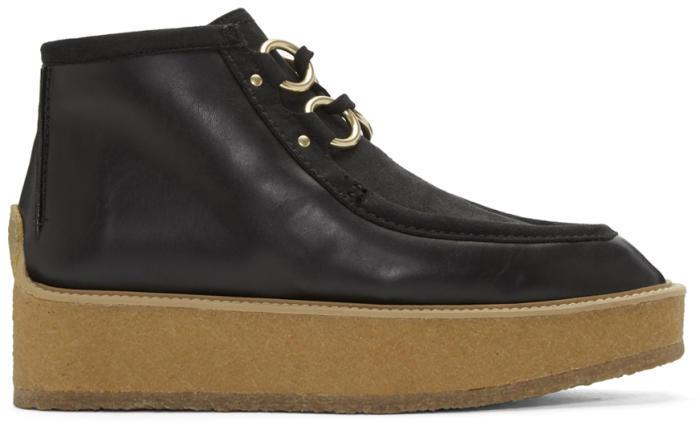 Stella McCartney Black Brody Boots