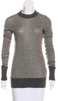 Dolce & Gabbana Cashmere Long Sleeve Top