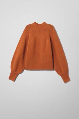 Weekday Orange Knitwear For Women - ShopStyle UK 3ff40ab30