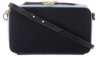 Anya Hindmarch Bicolor Leather Crossbody