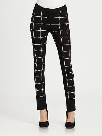 Rebecca Minkoff Studded Wintson Pants