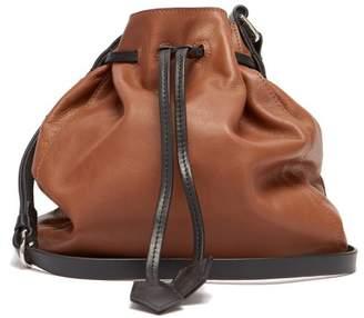 Isabel Marant Beeka Leather Bucket Bag - Womens - Tan