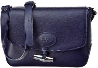 Longchamp Roseau Leather Crossbody