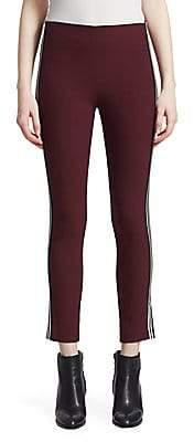 Rag & Bone Rag& Bone Rag& Bone Women's Simone Ponte Cropped Pants - Size 0