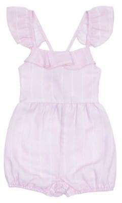 10503b1b9 Habitual Baby Girl's Stripe Romper
