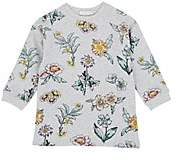 Stella McCartney Kids' Floral-Print Sweatshirt - Gray