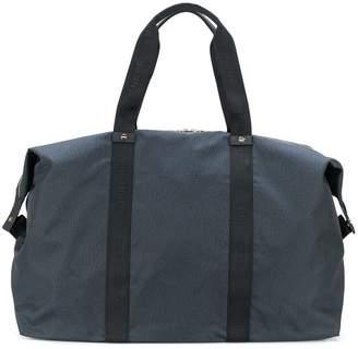 Borbonese animal printed travel bag