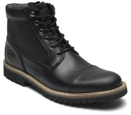 Rockport Marshall Rugged Leather Ankle Boots