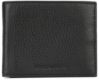 Emporio Armani bill-fold wallet