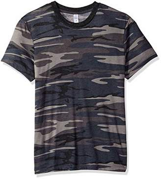 Alternative Men's Printed Eco Crew T-Shirt