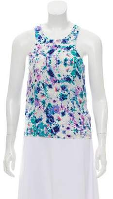 Piamita Printed Sleeveless Top