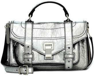 Proenza Schouler PS1 Tiny leather shoulder bag
