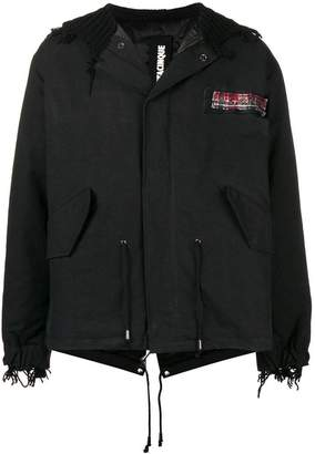 As65 hybrid hoodie jacket