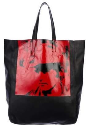 Calvin Klein Andy Warhol Dennis Hopper Tote Bag