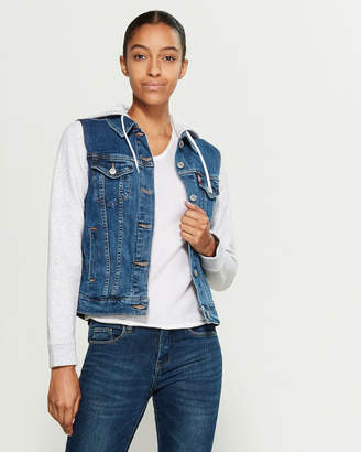 Levi's New Kid Hybrid Original Trucker Jacket