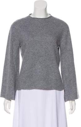 Milly Cashmere Long Sleeve Sweater