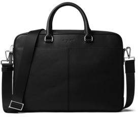 Michael Kors Leather Briefcase